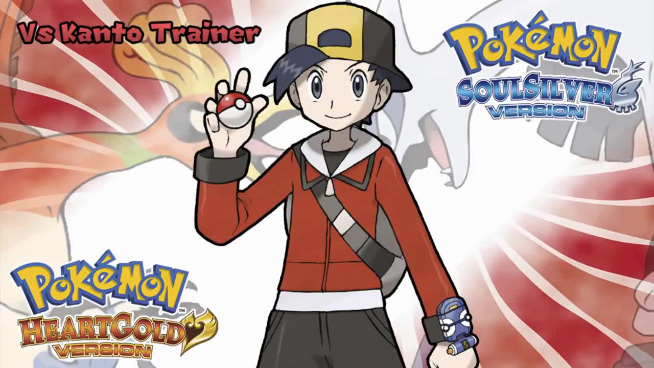 Pokemon HG/SS - Kanto Trainer Battle - Coub - The Biggest ...