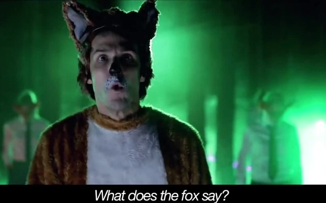 Ylvis The Fox What Does The Fox Say Official Music Video Hd Coub The Biggest Video Meme Platform