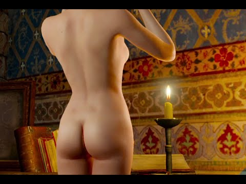 3 the naked witcher yennefer The Witcher